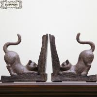 China Bookends Bookcase Bookshelf book Rack on sale