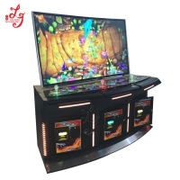 Buy cheap Three Players 43'' Fish Game Machine with LG LCD display from wholesalers