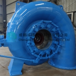 Buy cheap Home Free Energy 3.23 M³ / S Hydro Power Turbine Generator from wholesalers