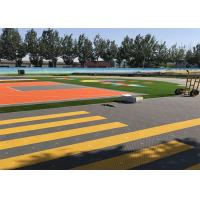 Buy cheap CE Certificated Outside Playground Flooring , Anti Skid Children's Playground Flooring from wholesalers
