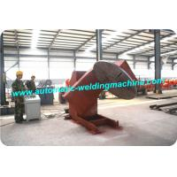 Buy cheap Head And Tail Stock Lifting Pipe Welding Positioner of Automatic Type made in China from wholesalers