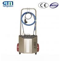 Buy cheap Trolley Condensers Tube Cleaning Machine , 1/4'' - 1'' Chiller Tube Cleaning Equipment from wholesalers