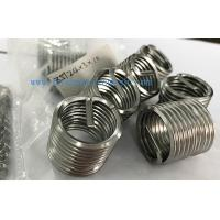 Buy cheap Factory  suppliers Customize any size M2-M60 wire threaded screw lock inserts from wholesalers