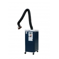 Quality Odor Removal Industrial Fume Extractor With 3M Flexible Suction Arm for sale
