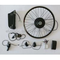 Buy cheap Electric Bike Kits 350W Hub Motor 36V 10.4Ah Lithium Battery 800 Times from wholesalers