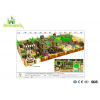 Kids Play Large Indoor Playground Custom Made Design With EVA Cover