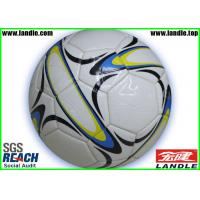 China Photo Full Printing Footballs Sizes Soccer Balls Machine Stitched PVC PU TPU Synthetic Leather Soccer Footballs on sale