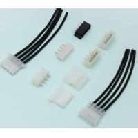 Buy cheap custom wire harness and cable assembly manufacturing,with 4pins male and female adapter from wholesalers