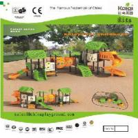Quality New Design Forest Series Outdoor Playground (KQ9133A) for sale