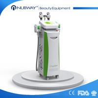 Buy cheap Non-invasive Cryolipolysis Body Slimming Machine with optional Handles For Arm Neck Chin from wholesalers