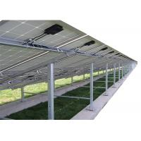 Buy cheap Solar Panel Galvanised Steel Profiles , C U Hot Rolled Structural Steel Beams from wholesalers
