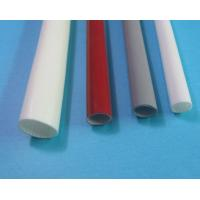 Wholesale Durable Silicone Rubber Fiberglass Sleeving UL224 VW-1 Flame Retardancy from china suppliers