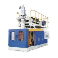 Buy cheap Automatic Injection Blow Moulding Machine Accumulating Type Die Head 30-100L Volume from wholesalers