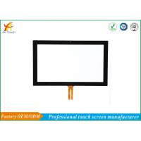 Buy cheap Long Life Projected Capacitive Touch Screen / OEM Multi Touch Display from wholesalers