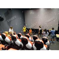 Wholesale Heart-pounding Electric 5D Cinema Seat 5d Cinema Seat Create Entirely Different Movie Experience from china suppliers