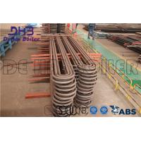 Buy cheap Coal Fired  CFB Boiler Pressure Parts Steel Metal Firm Structure from wholesalers
