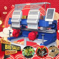 Buy cheap Better than brother innov-is v3 embroidery sewing machine HO1502H 400*500mm single head computerized embroidery machine from wholesalers