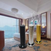 Buy cheap Cylinder Shaped Electric Scent Aroma Diffuser , Super Silent Work Fragrance Oil Machine from wholesalers