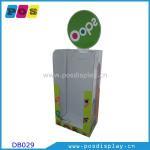 Buy cheap corrugated floor display bins-DB029 from wholesalers