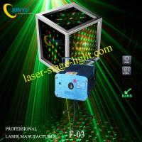 China CE&RoHS mini Laser Stage star effects light on sales 50mW  QQ-300 on sale