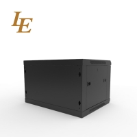 Buy cheap 12U TV Network Ral9004 Rack Mount Server Cabinet For Living Room from wholesalers