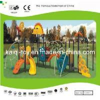 Buy cheap Environment-Friendly Animal Series Outdoor Playground Equipment (KQ9124A) product