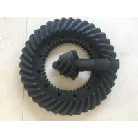 Buy cheap Bevel Eaton Ring And Pinion Gears , Custom Diff Crown Wheel 7 : 39 Ratio from wholesalers