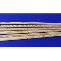Buy cheap 4 point and ash shaft, personalised handmade 2 piece pool snooker cue for beginners from wholesalers