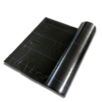 Buy cheap 50gsm 1.5oz UV Resistance 1.5ft Weed Control Landscape Fabric Large Rolls from wholesalers