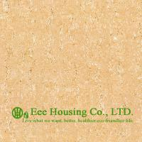 Yellow Color Travertine Tile With Matt or Polished Surface, 600mm*600mm / 800mm*800mm Manufactures
