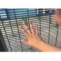 Buy cheap the highest level of security welded panel barrier-358 mesh fencing from wholesalers