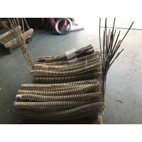 Buy cheap HRE ferro chromium aluminium heating element, acid wash wire for industrial furnace from wholesalers