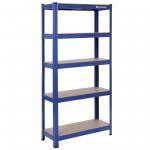 Buy cheap Industrial  Metal Storage Rack , Metal Warehouse Shelving Long Service Life from wholesalers