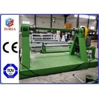 Buy cheap 1400mm Tape Width Conveyor Belt Winding Machine Customized With PLC Automatic Control from wholesalers