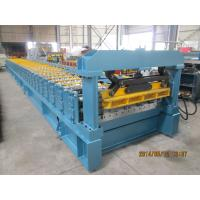 High Precision Metal Roof Roll Forming Machine Solid Steel for Fabrication Building Roof