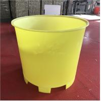 Buy cheap CM1000 large roto molded plastic container with load leveler for laundry applications. from wholesalers