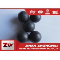 Professional High - Hardness Grinding Balls For Ball Mill On A Discount