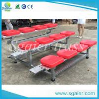 Buy cheap Factory high quality grandstands with chairs for show/sports bleacher from wholesalers