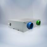 Buy cheap 294CFM OEM Energy Recovery Ventilator HEPA Fresh Air Treatment from wholesalers