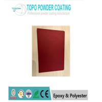 Buy cheap Low glossy red color Electrostatic  epoxy polyester Powder Coating / Powder Coating RAL3011 from wholesalers