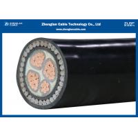 Buy cheap Low Voltage 4 Core Outdoor Armoured Electrical Cable SWA Armoured Cable from wholesalers
