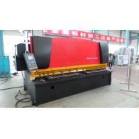 Buy cheap ISO pneumatic Cutting CNC Hydraulic Press Of Hydraulic Guillotine Shear from wholesalers