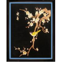 Buy cheap wheat stalk picture,wheat straw patchwork,handicrafts,folk crafts,folk arts from wholesalers