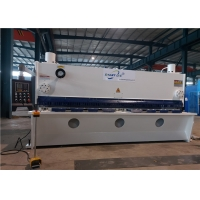 Buy cheap Small NC Hydraulic Shearing Machine 3200mm High Speed Running Smoothly from wholesalers