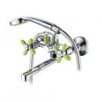 Buy cheap Y878 zinc Bath Bathtub Faucet Mixer Tap With Hand Sprayer Shower Head Bathroom Taps Colorful Bathroom Bathtub Faucets from wholesalers