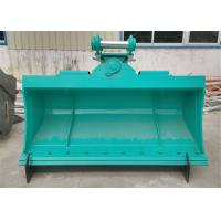 Buy cheap Kobelco Excavator Tilt Bucket with 1800mm Hardox450 Material Cutting Edge from wholesalers
