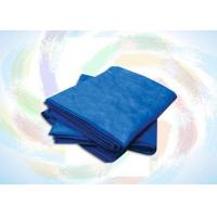 Wholesale Blue or White Spunbond Non Woven Medical Fabric Eco friendly and Waterproof from china suppliers