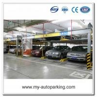 Buy cheap Made in China High Quality 2 Level Smart Puzzle Parking System from wholesalers