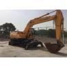 Buy cheap Original Korea Second Hand Wheel Excavator Hyundai 220 Weight 21800kg from wholesalers