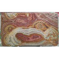 Buy cheap Decorative Red Dragon Onyx Slabs & Tiles product
